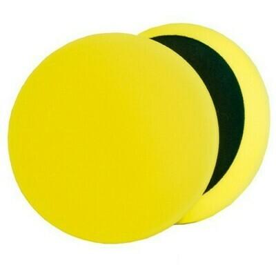 Полировальный круг Средней твердости MENZERNA Сверхпрочный Ротор (150мм) Желтый