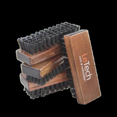 Щетка для чистки кожи мини LeTech BRUSH MINI