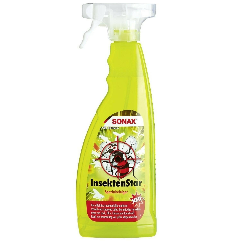 Очиститель следов насекомых SONAX INSEKTENSTAR (750мл)