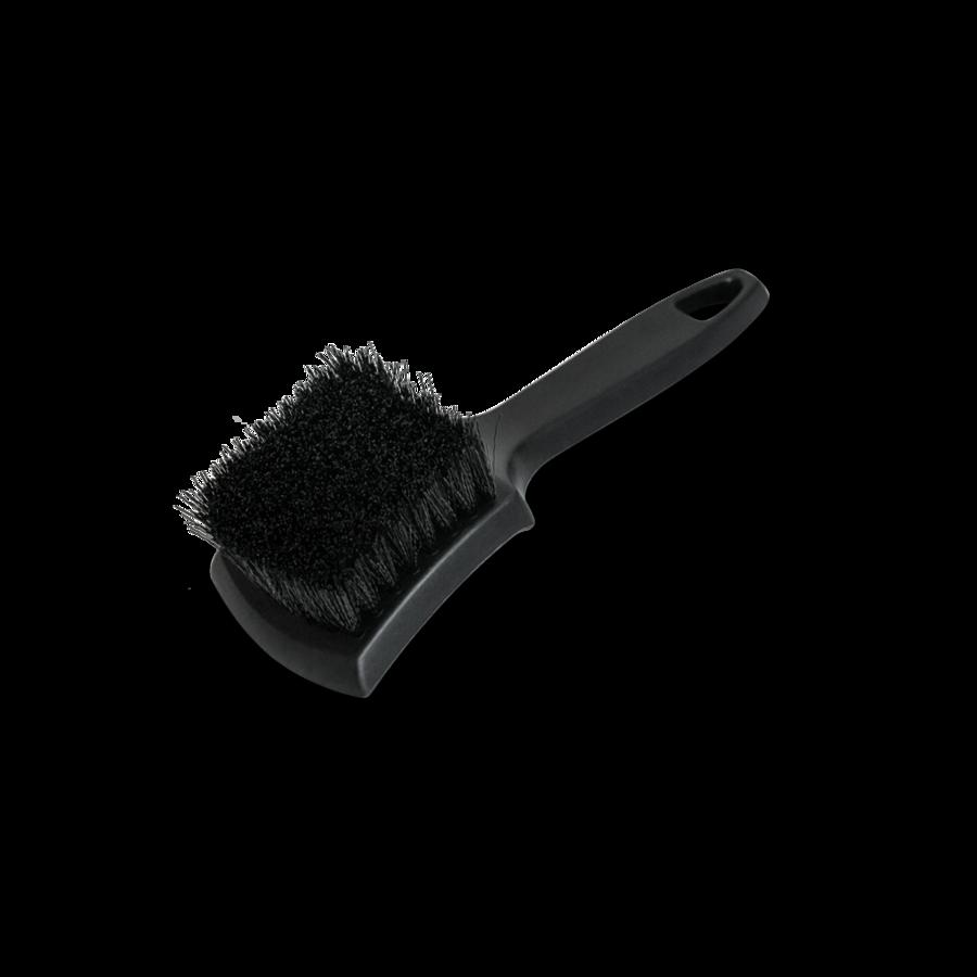 Щетка для очистки резины с жестким ворсом AuTech