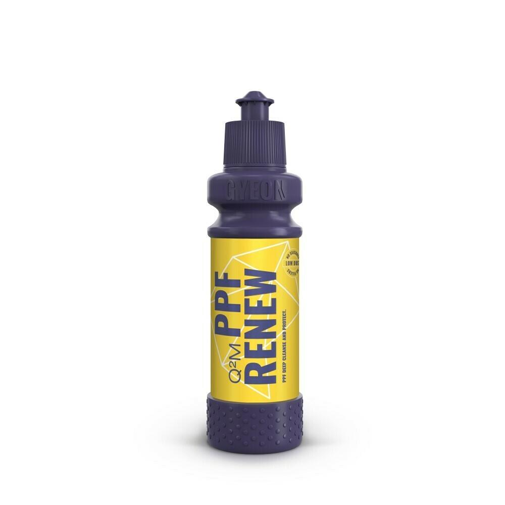 Полировальная паста для обновления виниловых и полиуретановых пленок GYEON PPF RENEW (120мл)