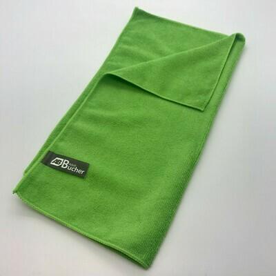 Салфетка из микрофибры Классик Зеленая Adolf Bucher 250гр, 40х40см