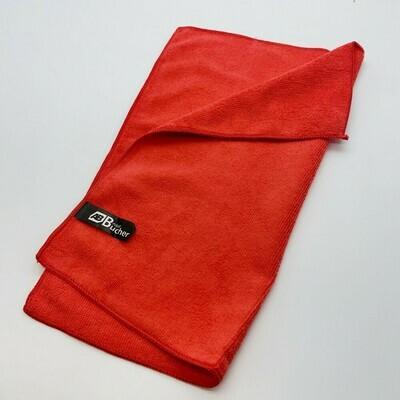 Салфетка из микрофибры Классик Красная Adolf Bucher 250гр, 40х40см