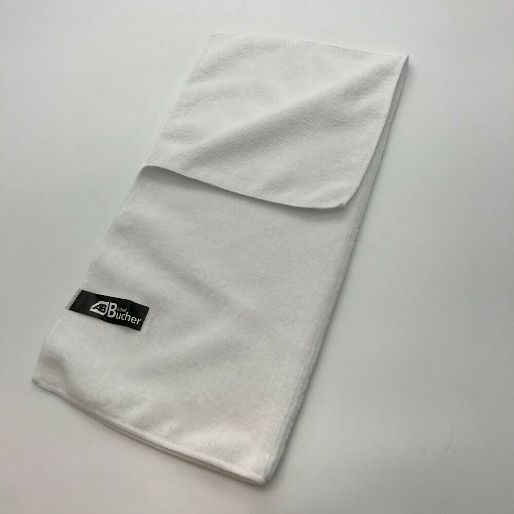 Салфетка из микрофибры Классик Белая Adolf Bucher 250гр, 40х40см