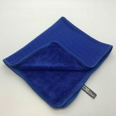 Полотенце для сушки кузова Темно-синее Adolf Bucher 500гр, 50х60см