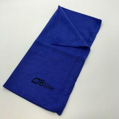 Салфетка из микрофибры бесшовная ПРОФФ Синяя Adolf Bucher 350гр, 40х40см