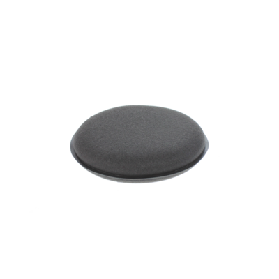 Губка поролоновая для нанесения восков круглая Shine Systems Wax Pad, 10х2см