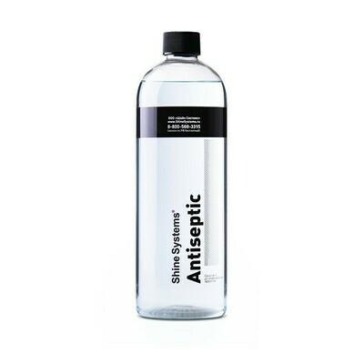 Антисептическое средство с увлажнителем для кожи рук Shine Systems Antiseptic, 750мл