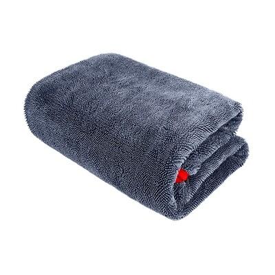Полотенце для сушки мягкое микрофибровое профессиональное PURESTAR TWIST DRYING TOWEL, 70х90см