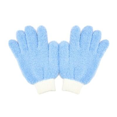 Перчатки бесшовные из особо мягкой микрофибры PURESTAR DUST INTERIOR GLOVE, 16х23см