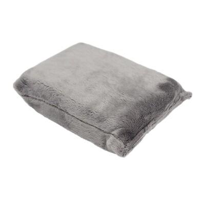 Губка для мытья кузова обшитая плюшевой микрофиброй PURESTAR RUSSIAN BLUE WASH PAD, 22х15х5см