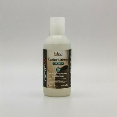 Очиститель кожи LeTech Leather Ultimate Cleaner, 200мл