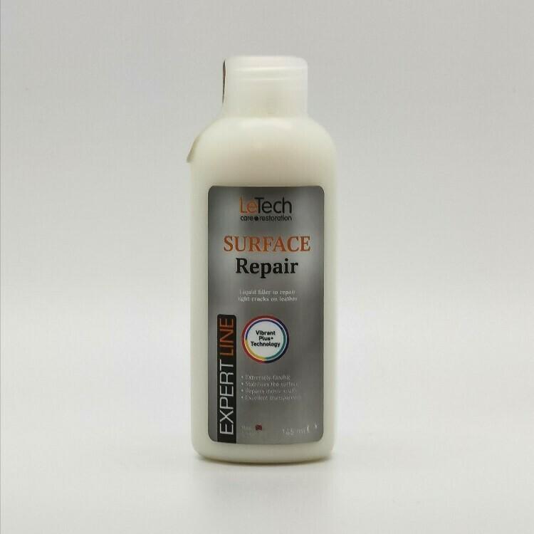 Средство для укрепления и заполнения мелких трещин на коже LeTech Surface Repair, 145мл
