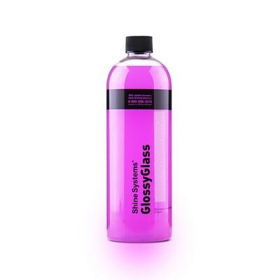 Экспресс очиститель стекол без спиртовой Shine Systems GlossyGlass, 750мл