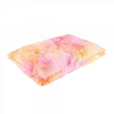 Губка для мойки кузова плюшевая особомягкая, Оранжевая PURESTAR Color-pop pad, 15x22x5cm