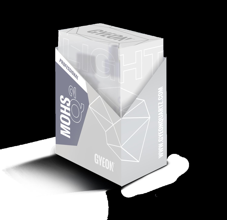 Керамическое покрытие для кузова 9H Многослойное с гидрофильным эффектом на 18 месяцев GYEON Q2 MOHS Light, 100мл
