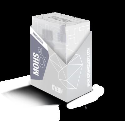 Керамическое покрытие для кузова 9H Многослойное с гидрофильным эффектом на 18 месяцев GYEON Q2 MOHS Light, 30мл