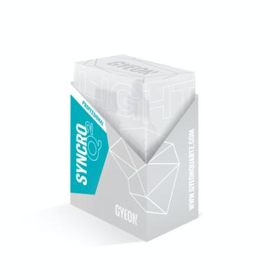 Керамическое покрытие для кузова 9H двухкомпонентное сверх-гладкое до 24 месяца GYEON Q2 SYNCRO Light, 100мл