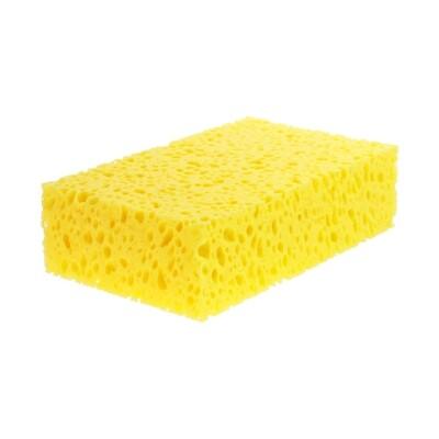 Губка для мойки автомобиля крупнопористая износостойкая Shine Systems Wash Sponge, 20*12*6см
