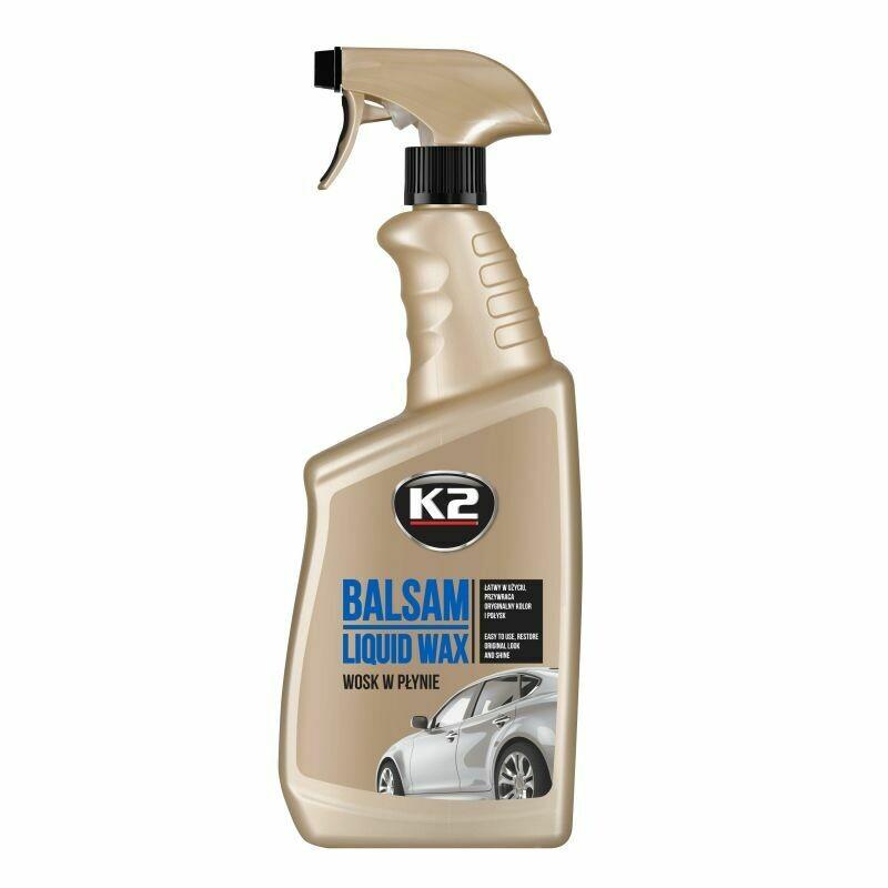 Жидкий воск Бальзам для кузова K2 BALSAM, 700мл