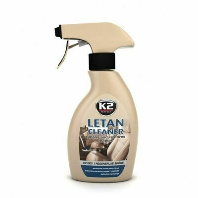 Очиститель кожи автомобиля K2 LETAN CLEANER, 250мл