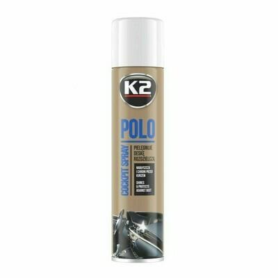 Полироль пластика для автомобиля Свежесть K2 POLO COCKPIT FRESH, 300мл