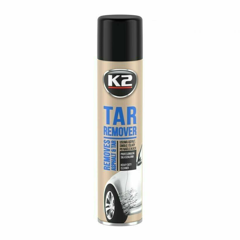 Очиститель битумных пятен K2 TAR REMOVER, 300мл