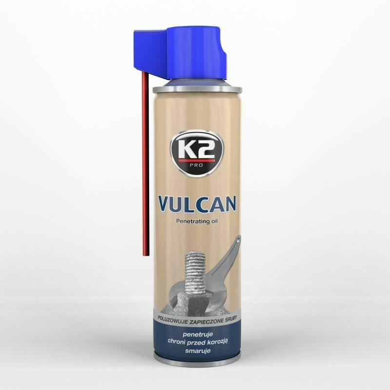 Жидкий ключ без силикона K2 VULCAN, 250мл