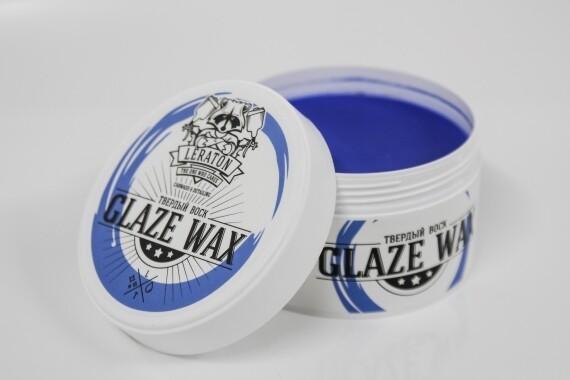 Твердый воск для кузова LERATON Glaze Wax, 50мл