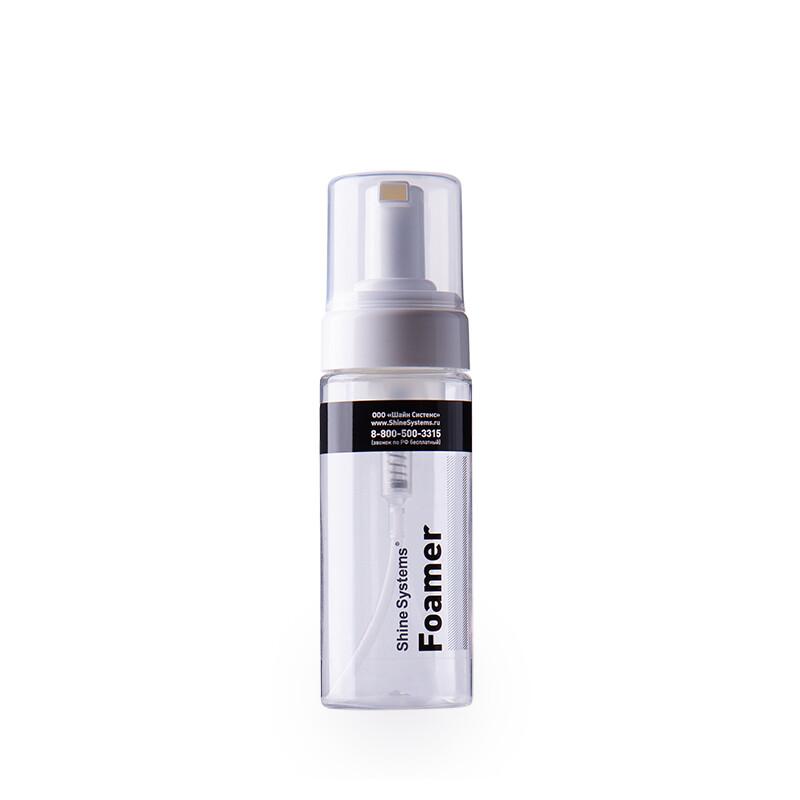 Бутылка с пенообразователем Shine Systems Foamer, 150мл