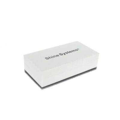 Аппликатор для нанесения составов с прорезью Shine Systems Coating Sponge, 8,5*4,5см