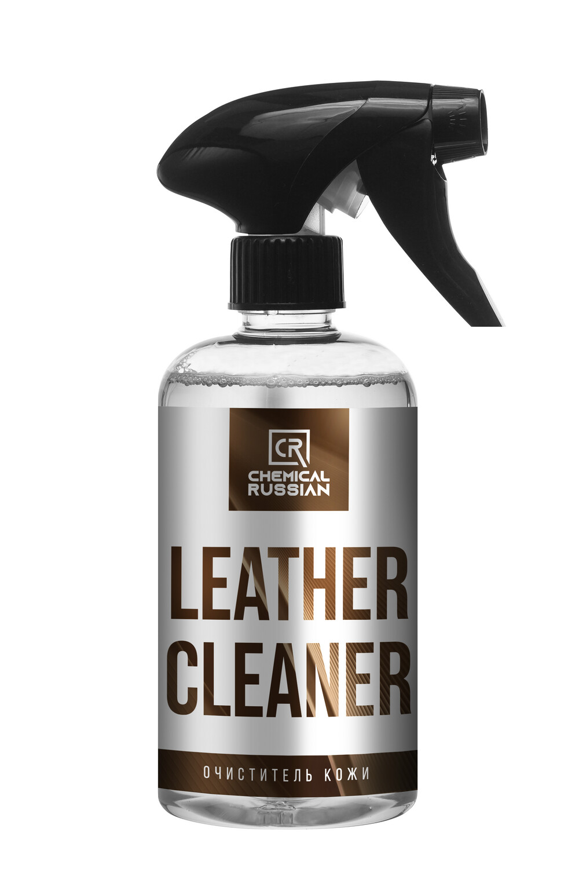Очиститель кожи Chemical Russian Leather Cleaner, 500мл