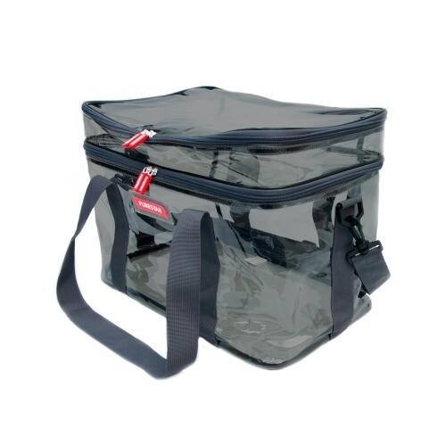 Сумка для автокосметики и микрофибры черная PURESTAR TOWEL BAG BLACK, 40х25х30см