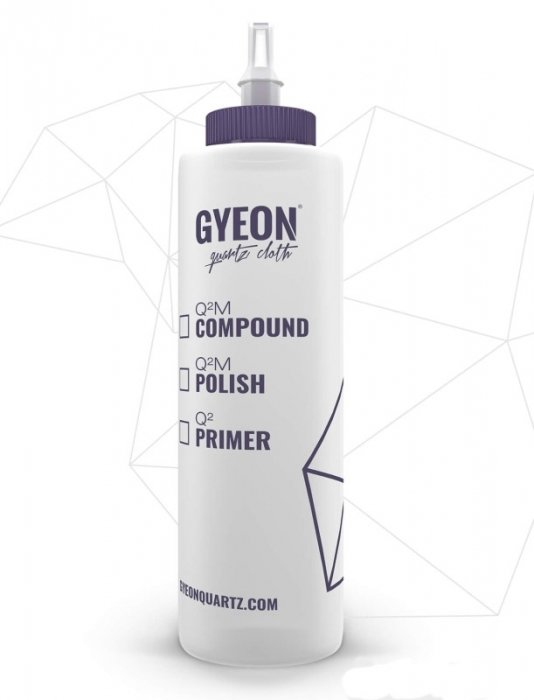 Мерный флакон с дозатором для полировальных паст GYEON DISPENSER BOTTLE (300мл)
