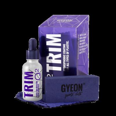 Керамическое защитное покрытие для пластика, фар, резины, хрома GYEON Q2 TRIM, 30мл