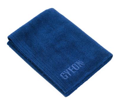Салфетка из толстой микрофибры GYEON BALDWIPE Высококачественное полировочное полотенце 40х40см