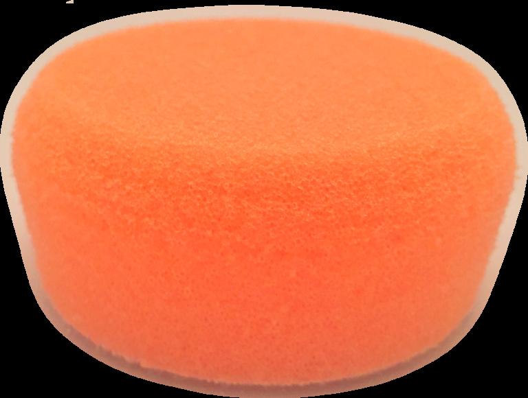 Полировальный круг Мини для одношаговых паст ROYAL PADS LIGHT ONE STEP Оранжевый (30мм)