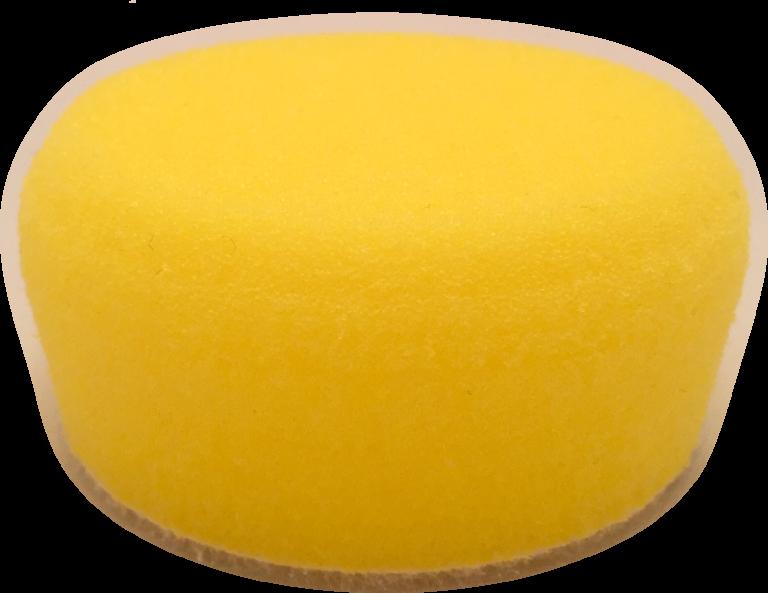 Полировальный круг Мини Средней твердости ROYAL PADS LIGHT MEDIUM Желтый (50мм)