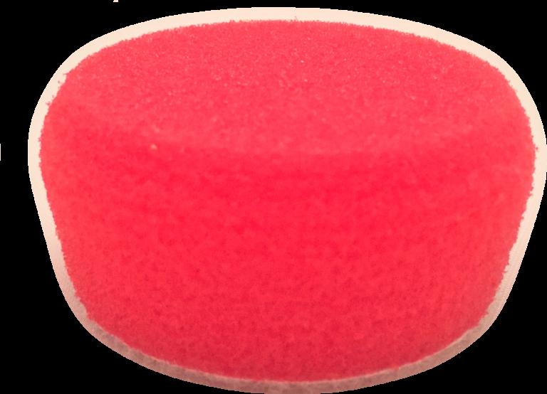 Полировальный круг Мини Мягкий ROYAL PADS LIGHT SOFT Красный (50мм)