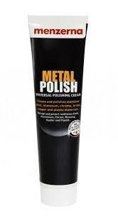 Полировальная паста для металла MENZERNA METAL POLISH (125гр)