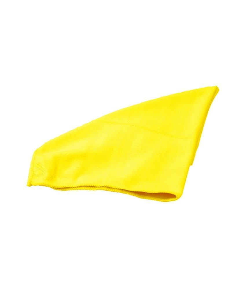 Салфетка из микрофибры JETA PRO Желтая полировальная (40х40см)