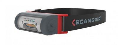 Налобный фонарик SCANGRIP I-MATCH 2 Светодиодный компактный аккумуляторный