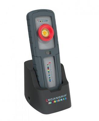 Лампа со сверхвысоким индексом цветопередачи Аккумуляторная SCANGRIP SUNMATCH 2 (Под Заказ)