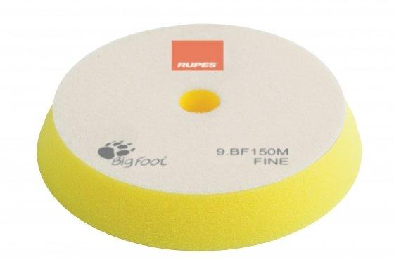 Полировальный круг Мягкий RUPES Желтый (150мм)