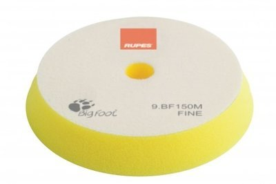 Полировальный круг Мягкий RUPES Желтый (130мм)