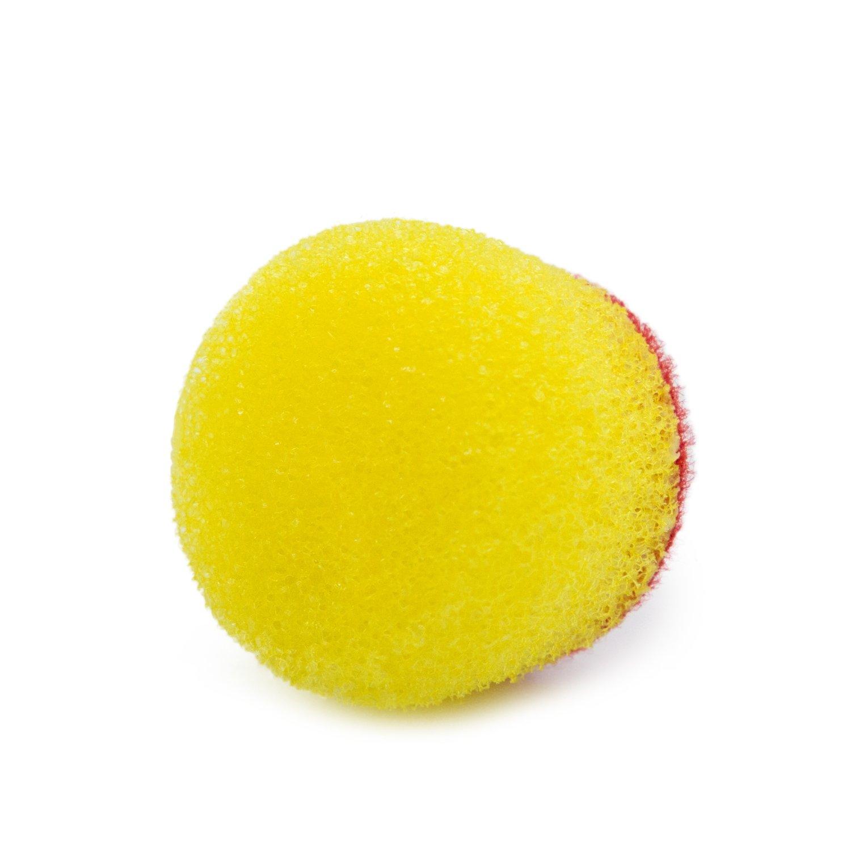 Полировальный круг Мини Твердый с открытыми порами ROYAL PADS U-NANO ULTRA CUT Желтый (50мм)