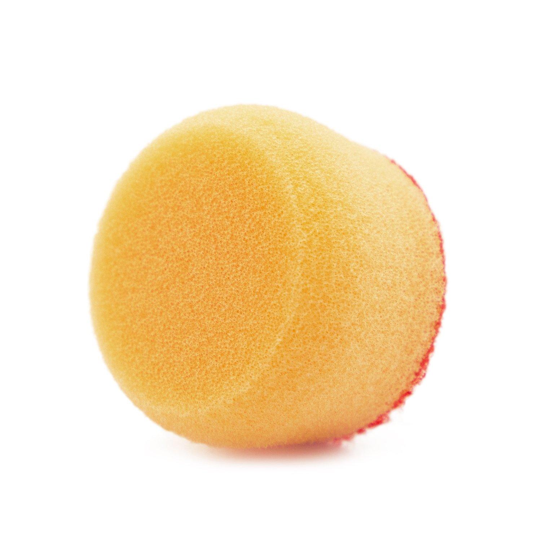 Полировальный круг Мини Средней твердости с открытыми порами ROYAL PADS U-NANO PRO CUT Оранжевый (50мм)