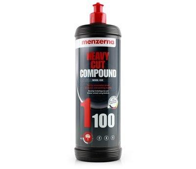 Полировальная паста Высокоабразивная MENZERNA 1100 HEAVY CUT (1л)