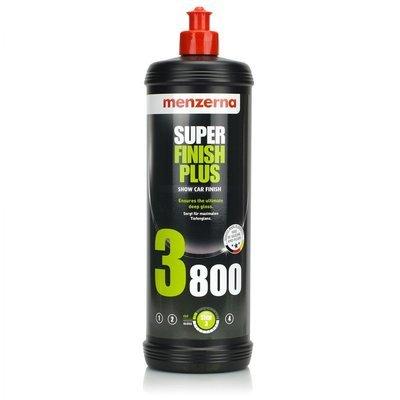Полировальная паста Антиголограммная MENZERNA 3800 SUPER FINISH PLUS (1л)