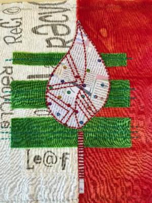 03/21/21 Sunday: Margarita Korioth -  Hand Applique with Paper & Fabric